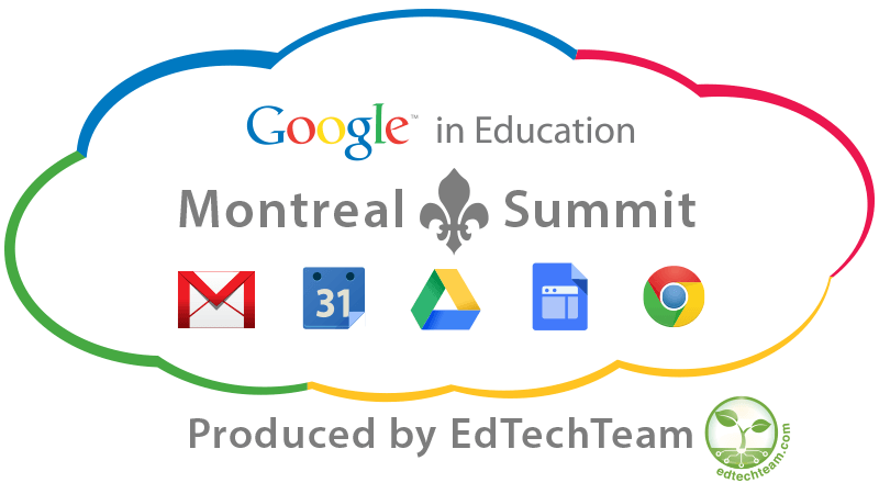 Google in Education Montreal Summit