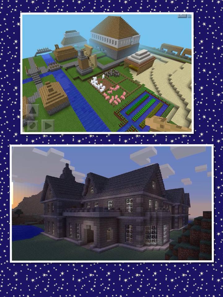 Minecraft_exemples