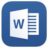 Microsoft Word pour iPad