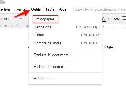 orthographe_google_drive