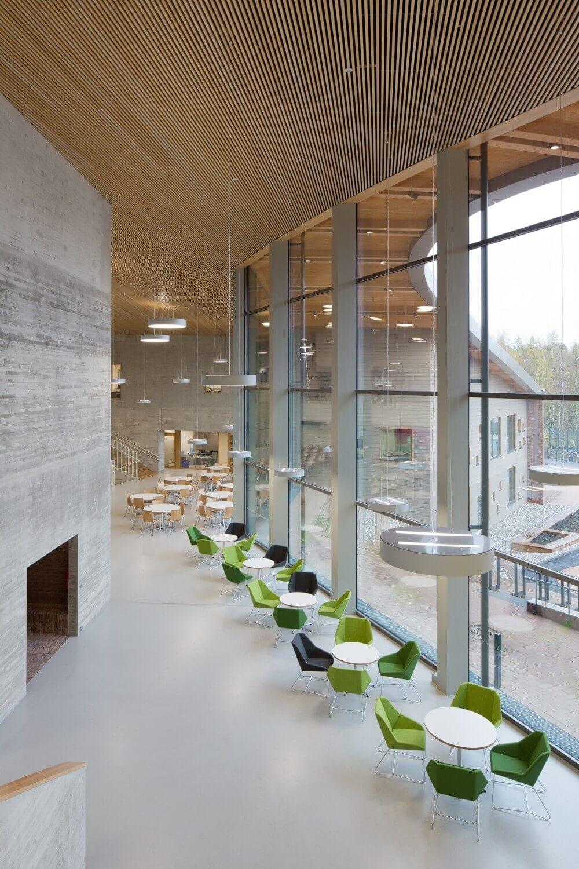 Saunalahti school