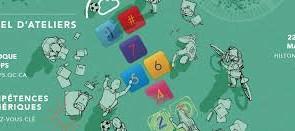 Math et Mots Monde au 34e Colloque de l'AQUOPS