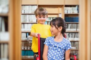 La scolarisation des enfants atteints de handicap en France