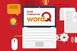 Nouveauté – Formation WordQ pour enseignants et professionnels