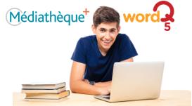 WordQ et la Médiathèque+ : une combinaison gagnante!